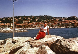 00.In St. Maxime 1974